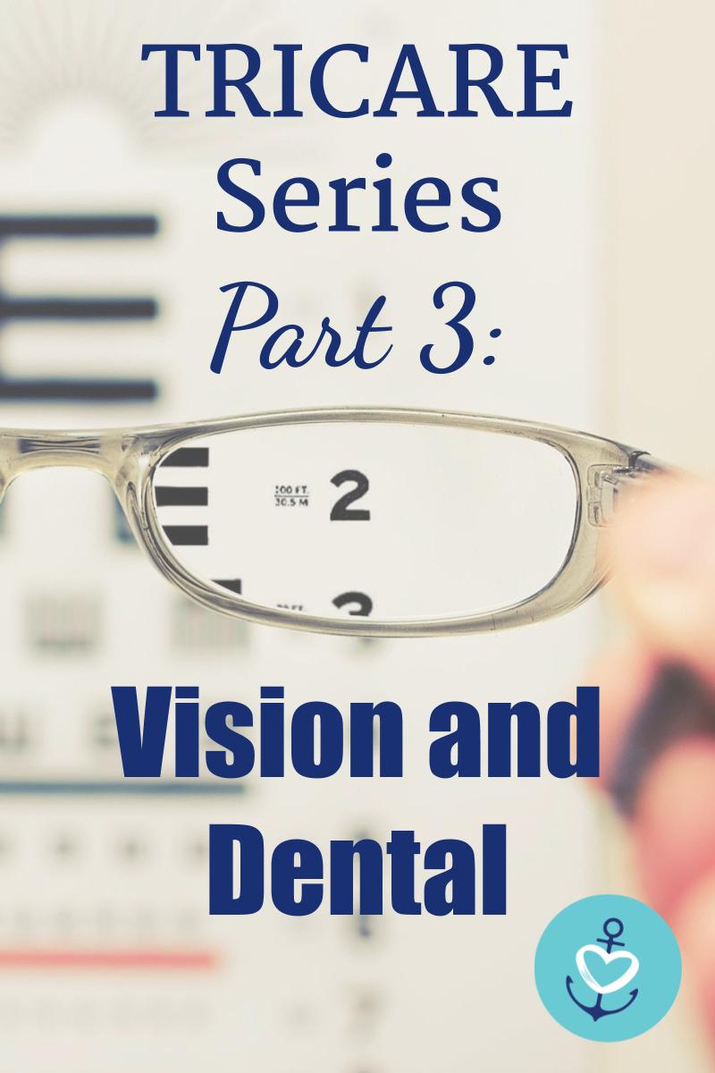 Tricare Dental And Vision Updates You Should Know Dental Dental