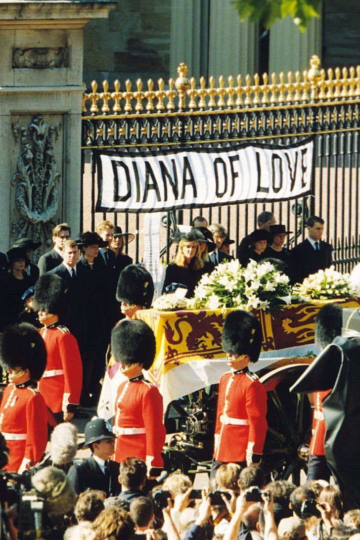 The Real Reason Princess Diana Had a Public Funeral