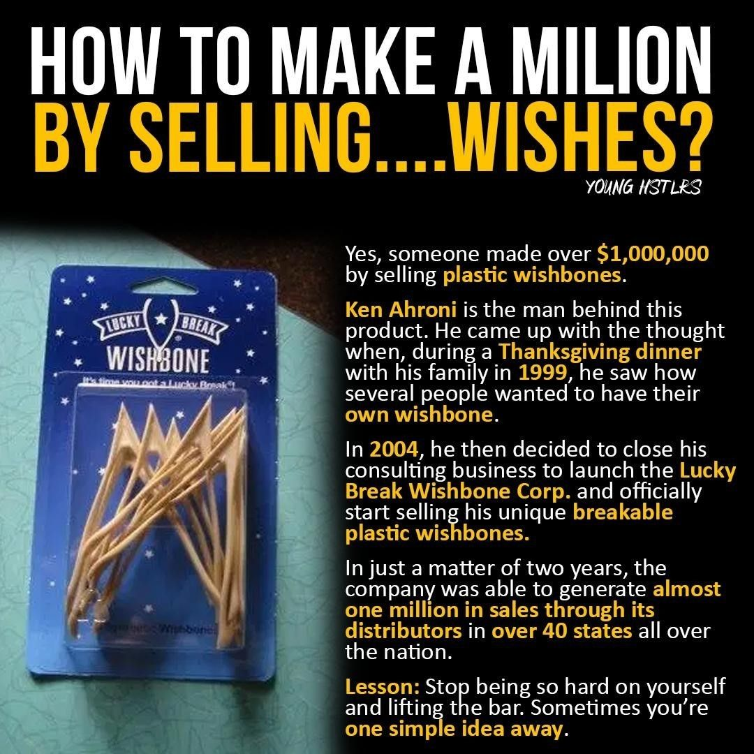 How To Make Millions By Selling Wishes Business Ideas Entrepreneurship Instagram Engagement Facebook Engagement Make Millions