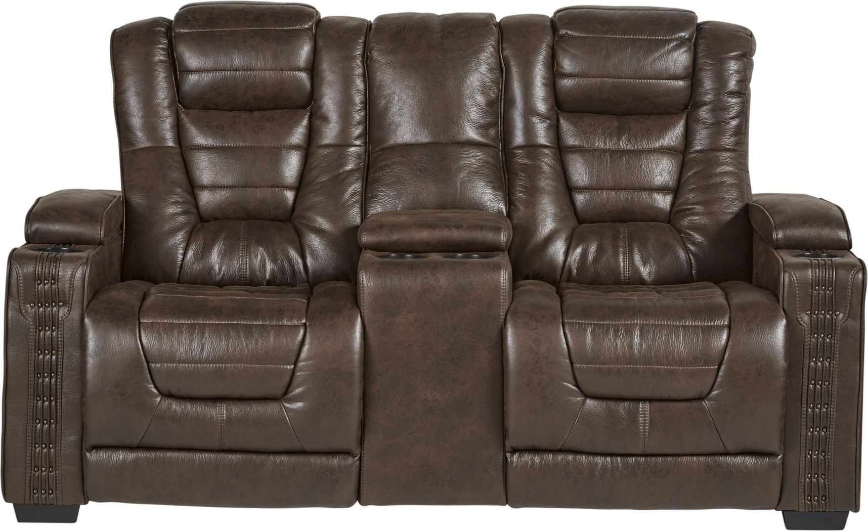 Eric Church Highway To Home Chief Brown Dual Power Reclining
