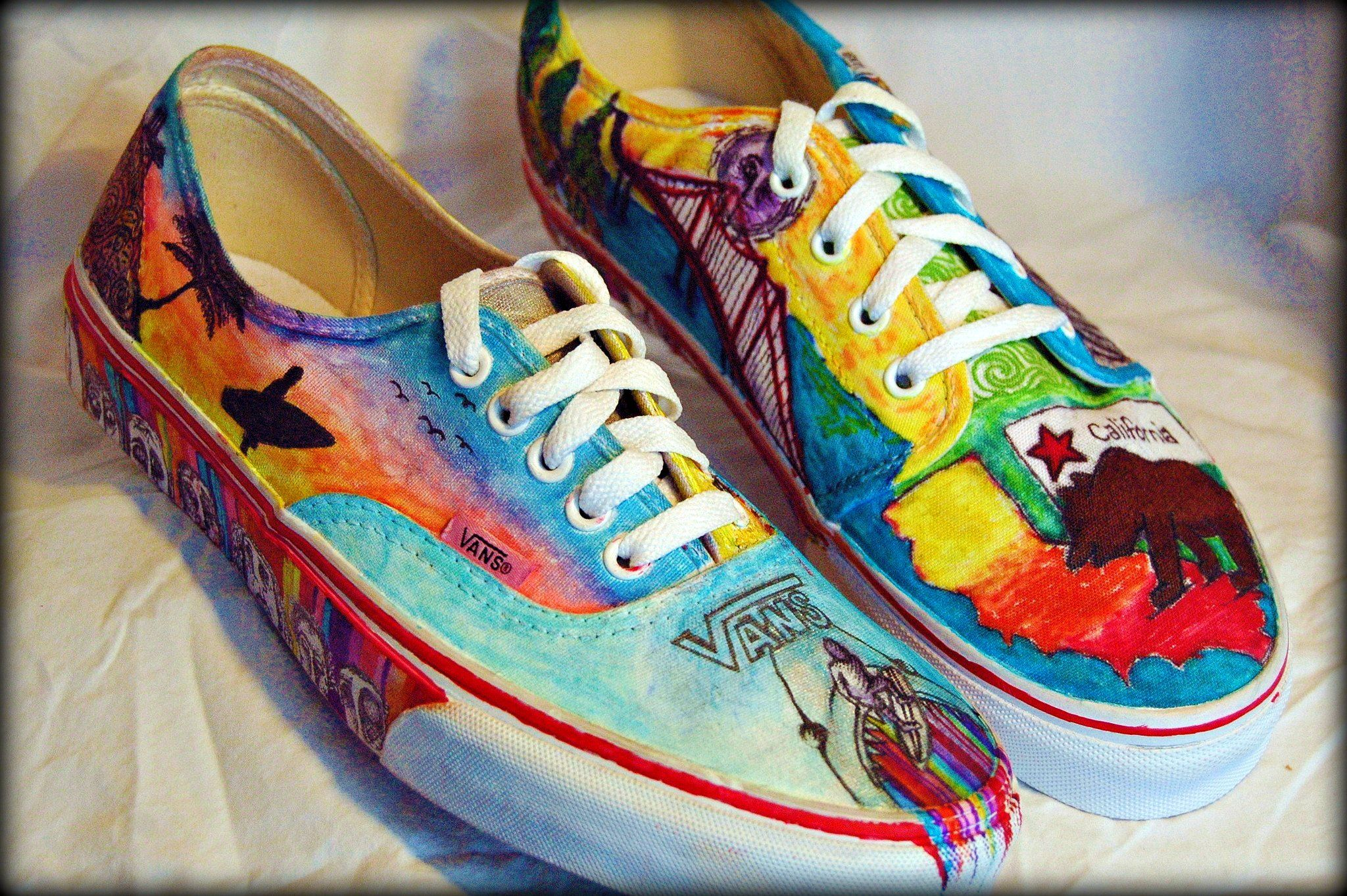 c9cc8a6379 VANS CUSTOM CULTURE high school art program design contest....This is the