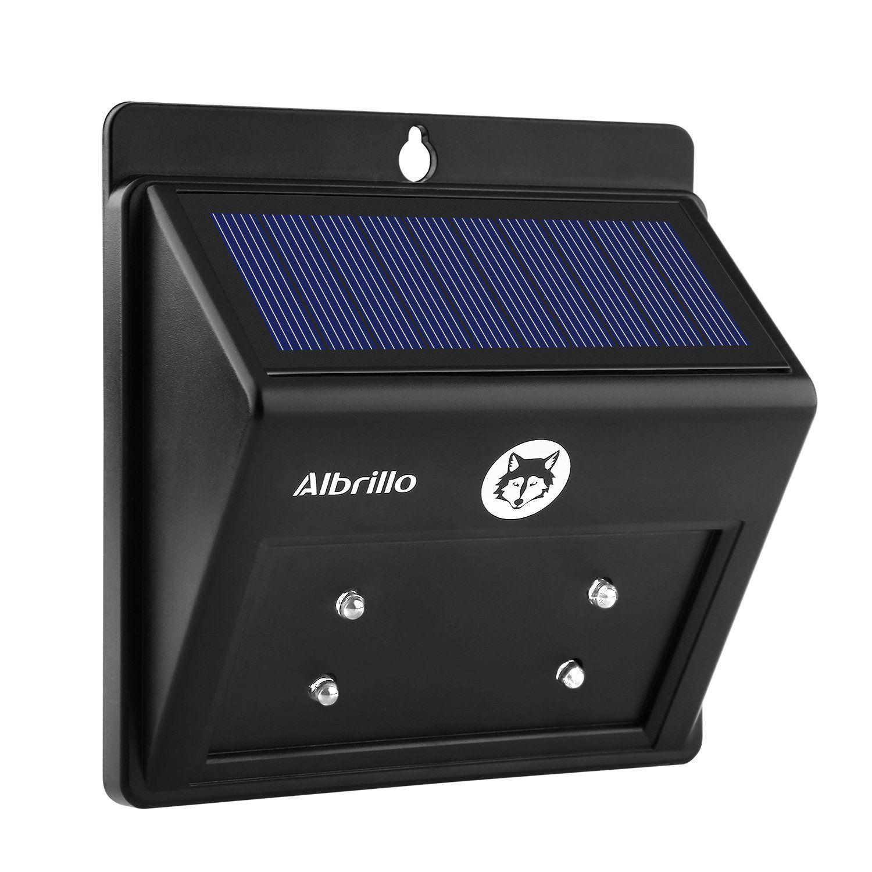 Albrillo Courtyard Solar Powered Predator