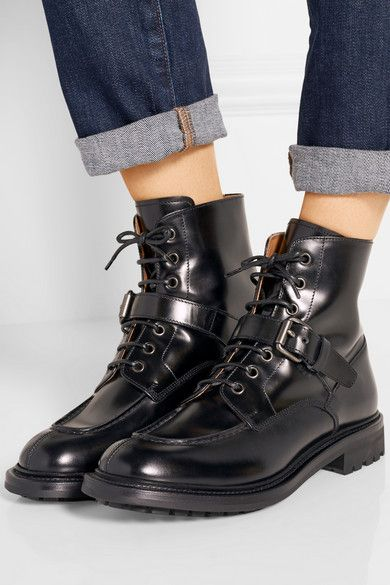 free shipping manchester great sale Church's buckled ankle boots cheap extremely genuine 100% original 82TaVE