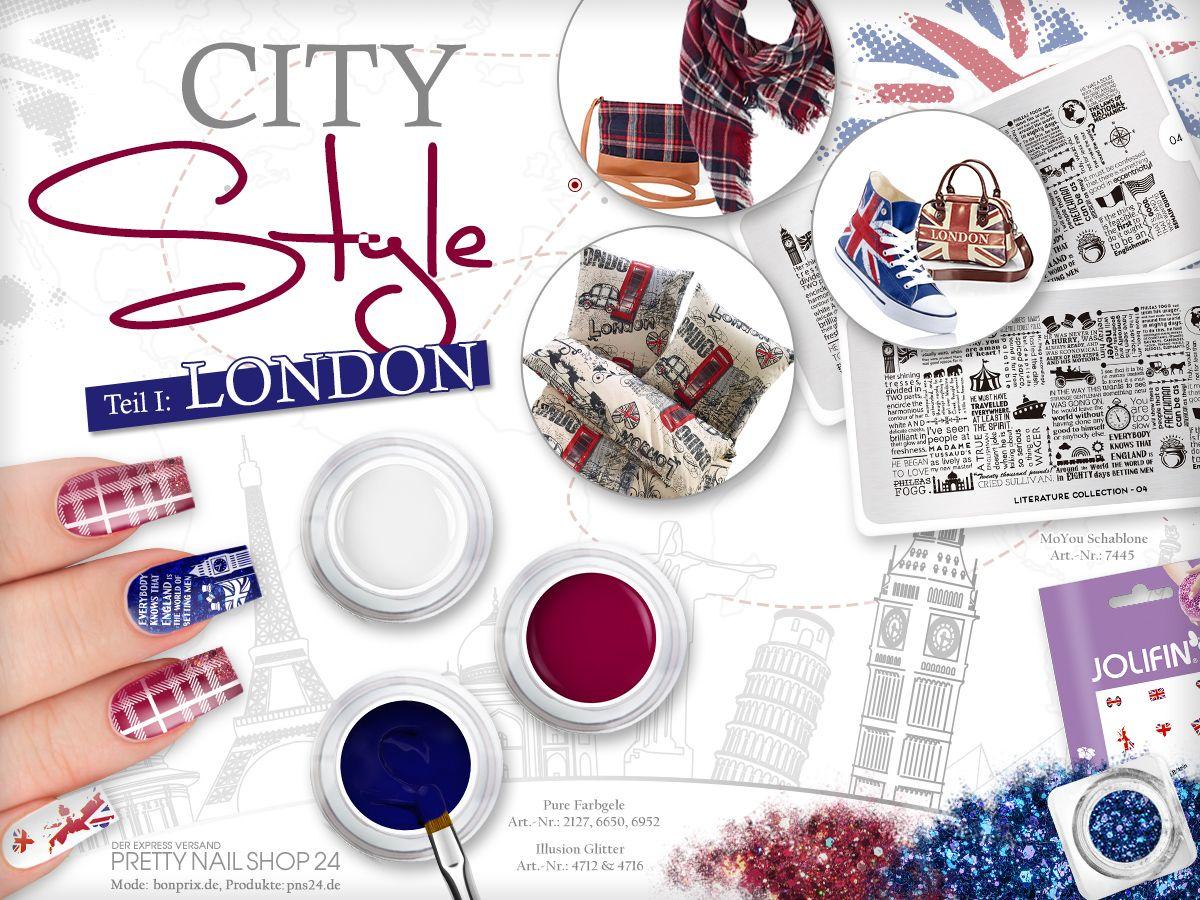 trend #nails #london #nailart London gilt als Hotspot für neue ...