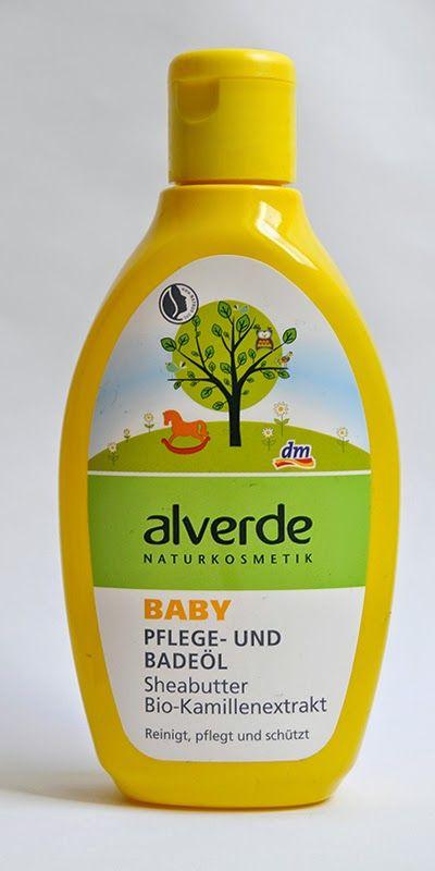 Die Schwarze Schonheit Alverde Baby Pflege Und Badeol Perfekt