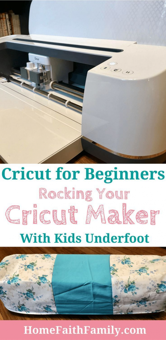 Your Cricut machine is amazing. These tips for Cricut beginners for rocking your Cricut Maker with Kids underfoot will help you save time (and your sanity). You want to love your new craft machine while still loving motherhood. And now you can! Click to read. #Cricut #CricutMaker #DIY #babytoys #baby #toys #diy #magic #tissue #box #baby #toy
