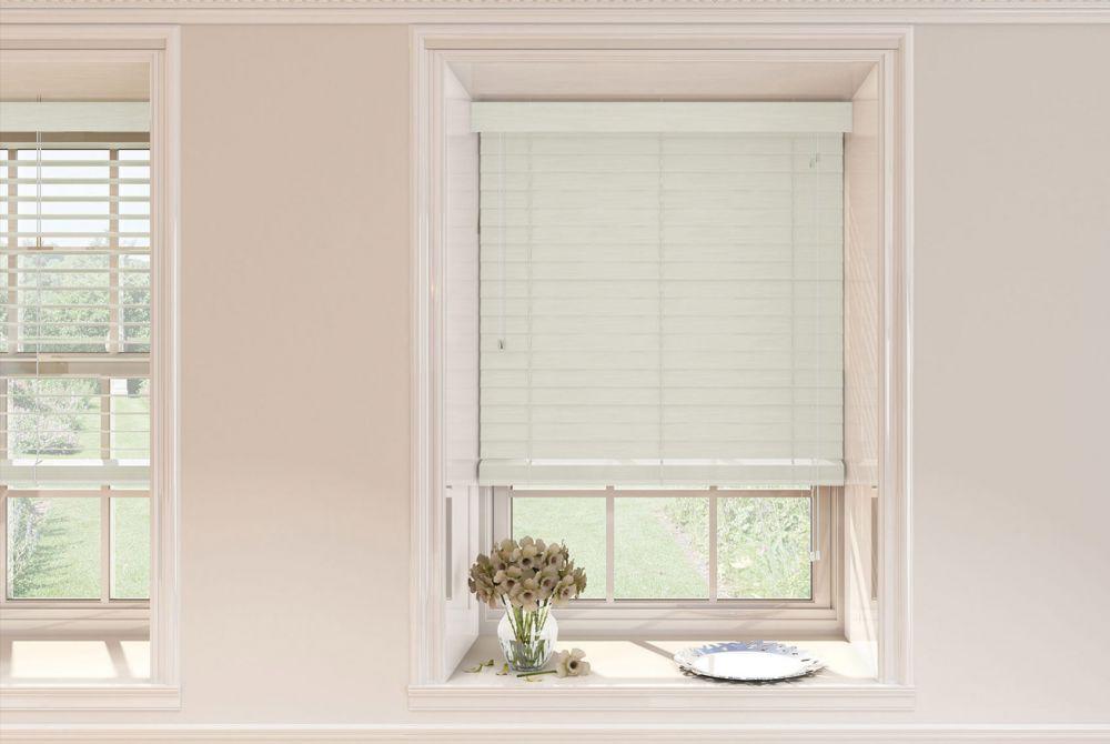 Alabaster Textured Faux Wood Venetian Blind In 2020 Venetian Blinds Faux Wood Blinds Faux Wood