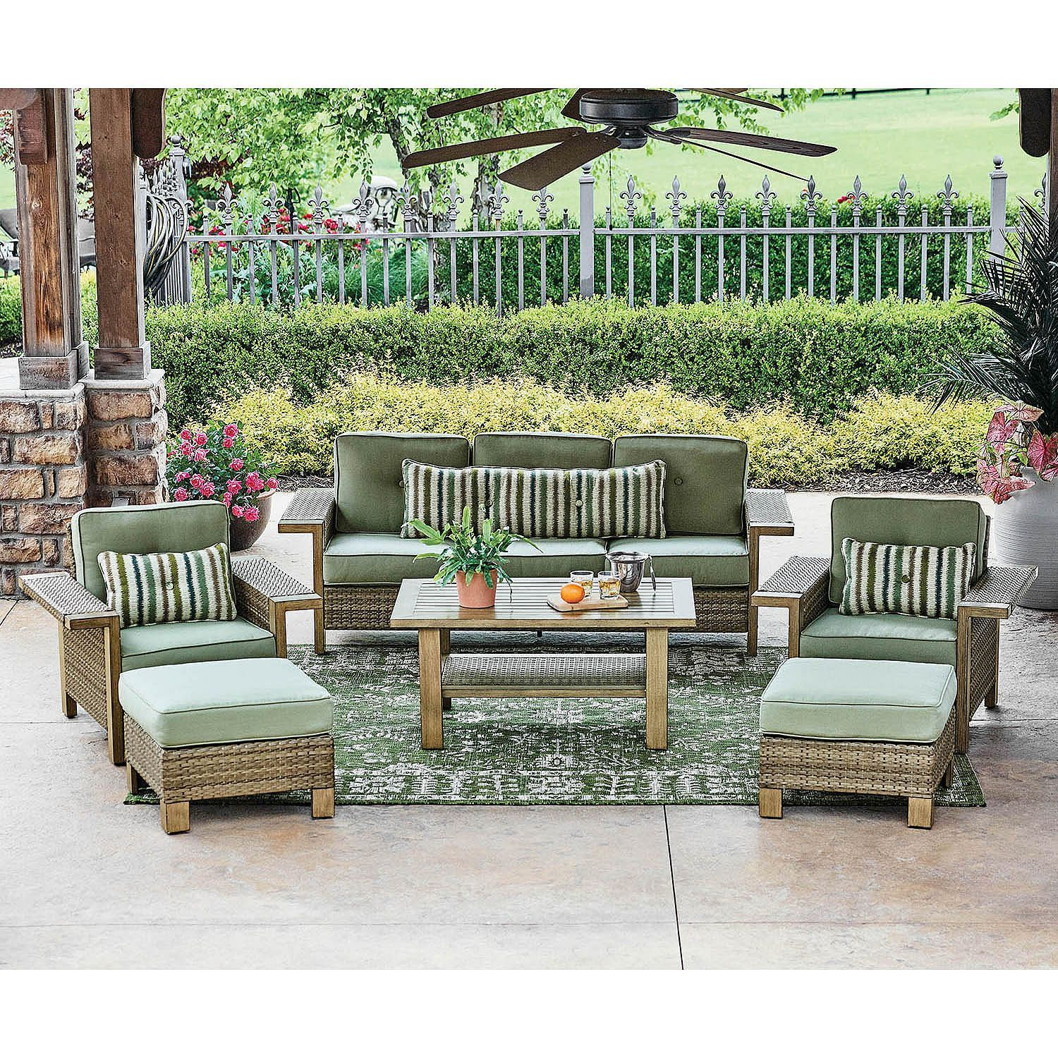 Member s Mark Agio Collection Manchester Seating Set Sam s Club