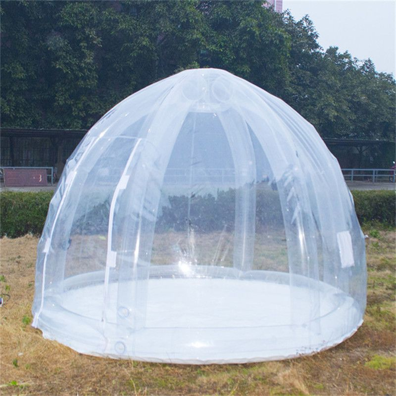New Arrival Inflatable Bubble Tent House Dome Outdoor Clear Show Room Tent In Advertising Inflatables From Industry Business On Ali Bubble Tent Tent Outdoor