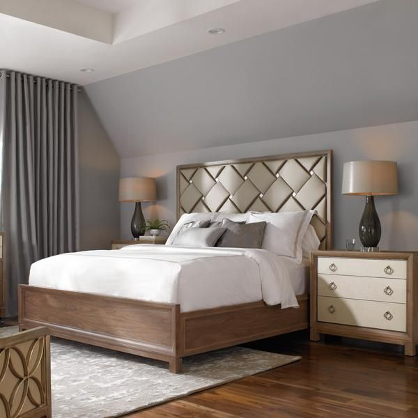 Luxury Bedroom Furniture Stores: Dreamweaver Bed By Caracole.