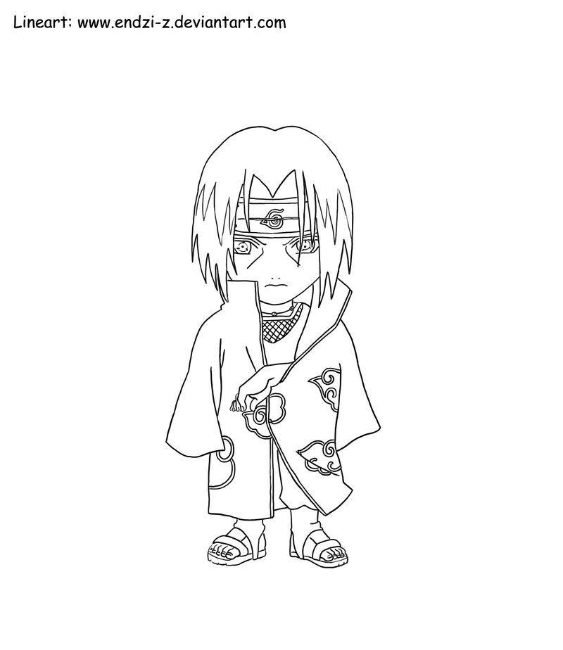 Pin By Thabata Dessiree Contreras Es On Printables In 2021 Chibi Naruto Characters Naruto Drawings Naruto Sketch