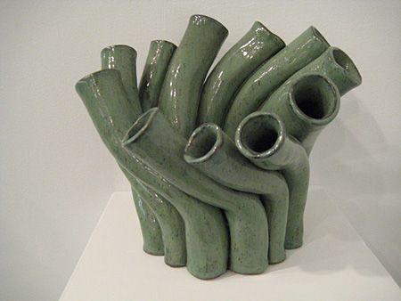 70-325, Ceramics II, Elvin Fabian - Untitled | Ceramics, Sculpture ...