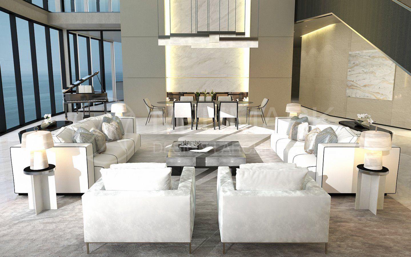 Porsche tower duplex also concepts dining rooms in pinterest rh
