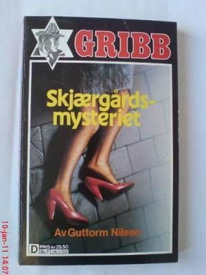 """Skjærgårds-mysteriet - Gribb-serien 82"" av Guttorm Nilsen"