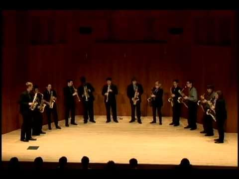 Eastman School of Music presents - Golliwogg's Cakewalk as part of the  Prismatic Debussy Festival #video