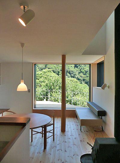 31日の渡辺篤史の「建もの探訪」は葉山の家(伊礼智設計室