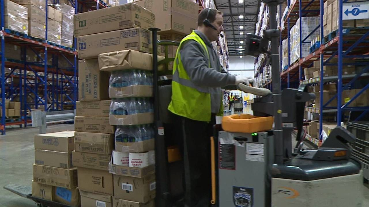 Jobsnow major food distribution company looking to fill