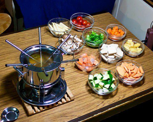 Learn How to Fondue With 4 Easy Recipes #fondue