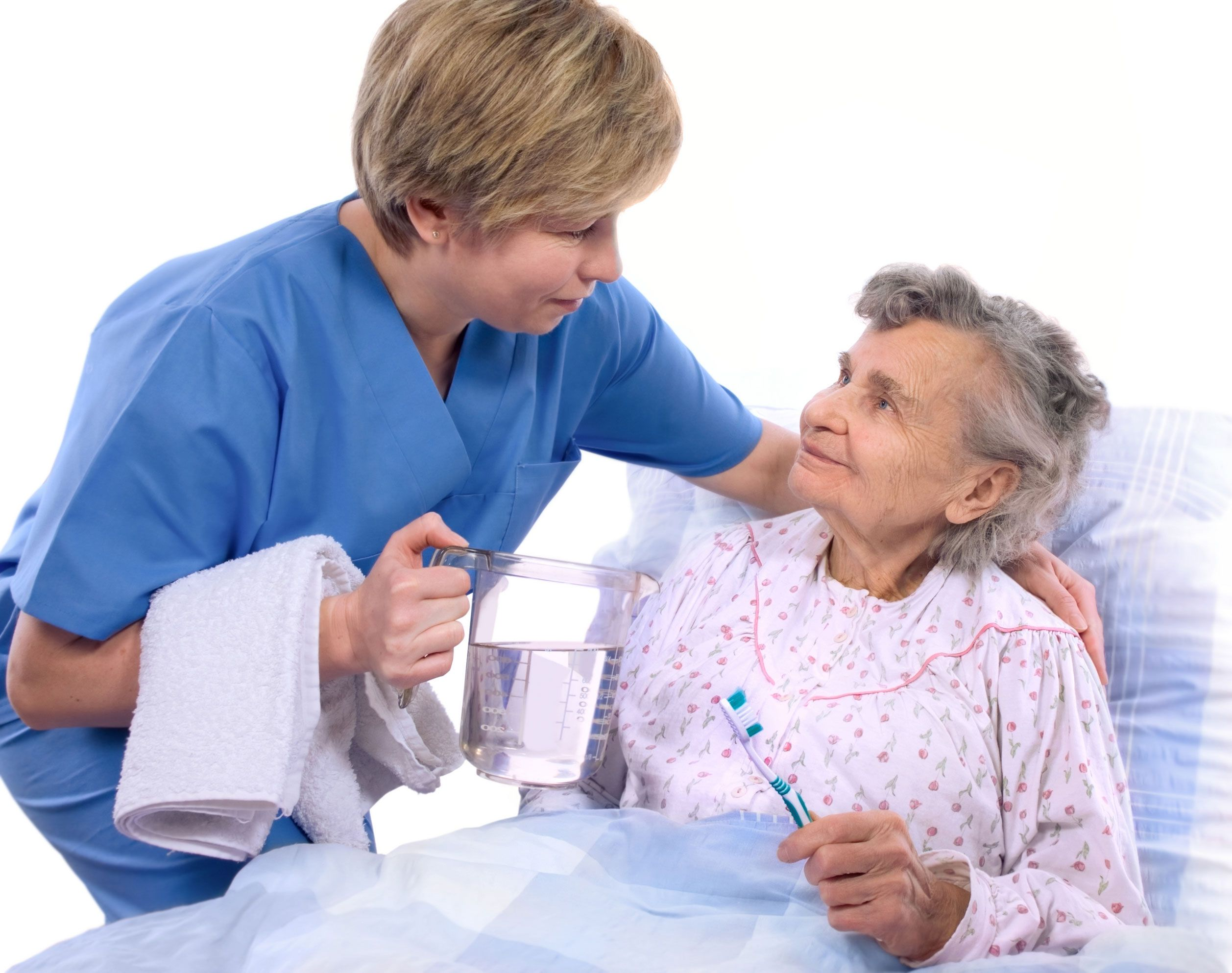 Different Types of Elderly Care Providers