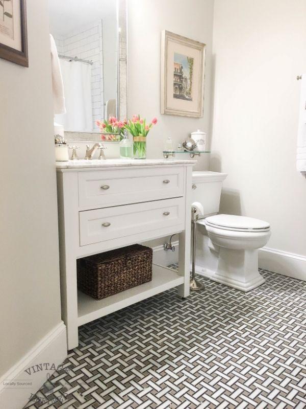 Condo Bathroom Makeover Reveal Condo Bathroom Condos And Bathroom - Condo bathroom makeovers