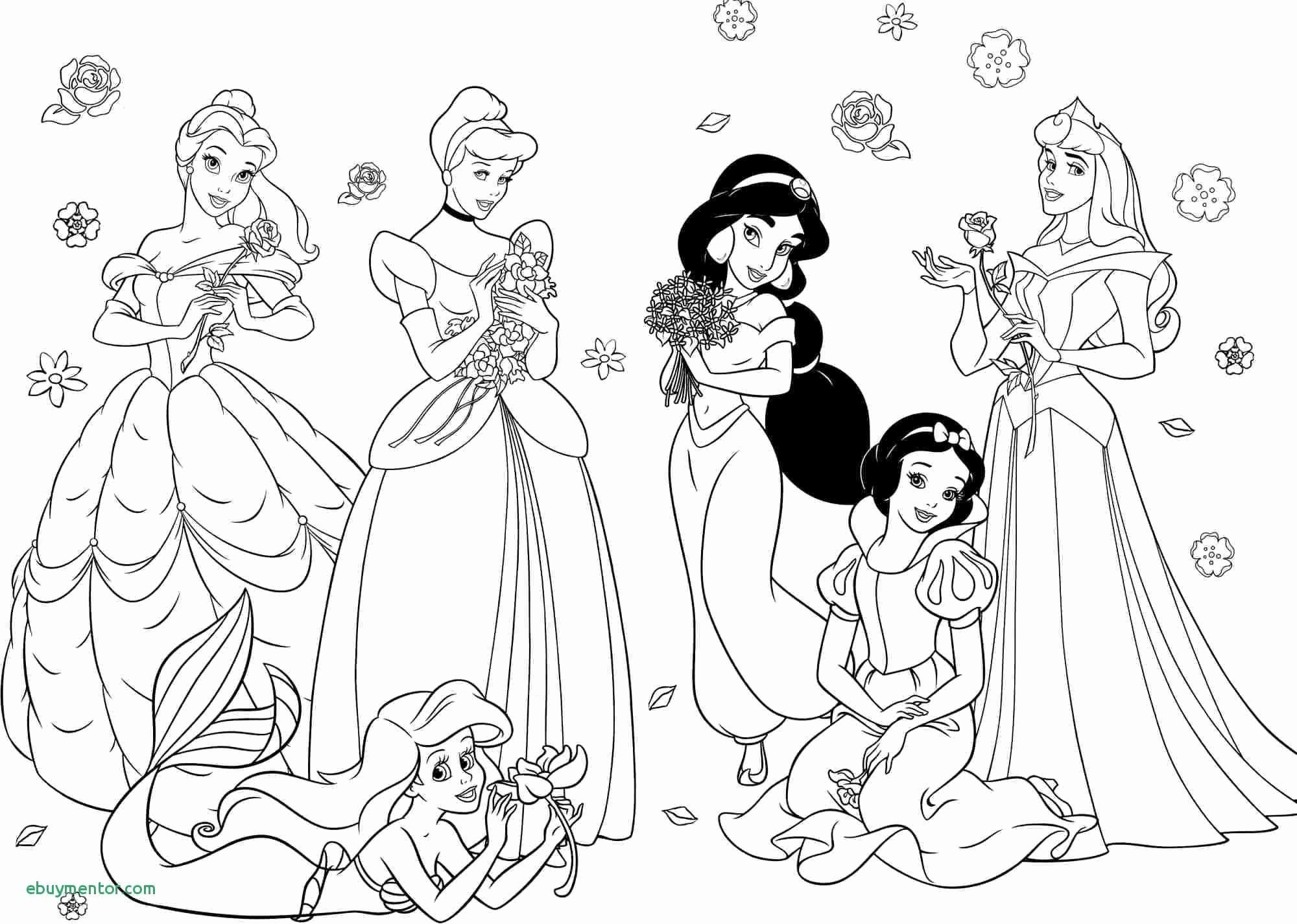 Princess Coloring Sheets Printable Luxury 40 Inspirational Princess Colouring Games Gambar Putri Disney Buku Mewarnai Halaman Mewarnai