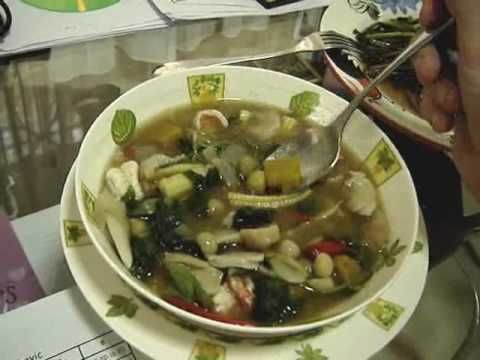 Thai food recipes vegetable soup and stir fried morning glory thai food recipes vegetable soup and stir fried morning glory youtube forumfinder Gallery