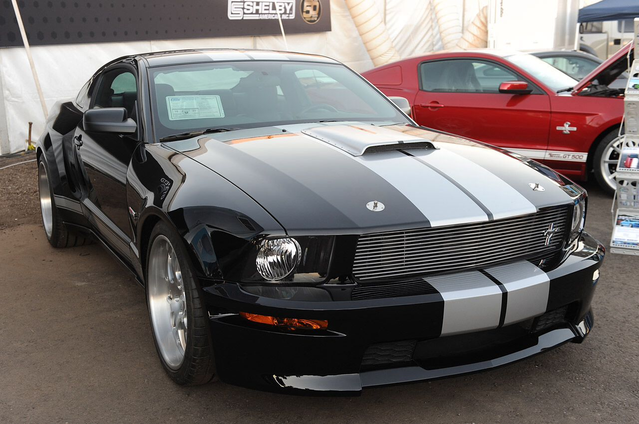 Mustang wide body kit