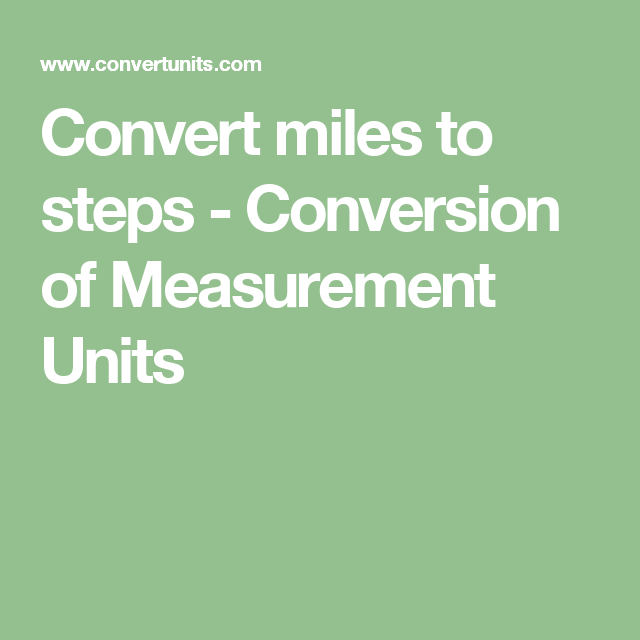 unit conversion calculator with steps