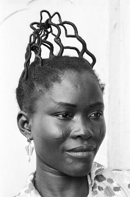 Vintage Africa African Hairstyles Hair Styles Hairstyle