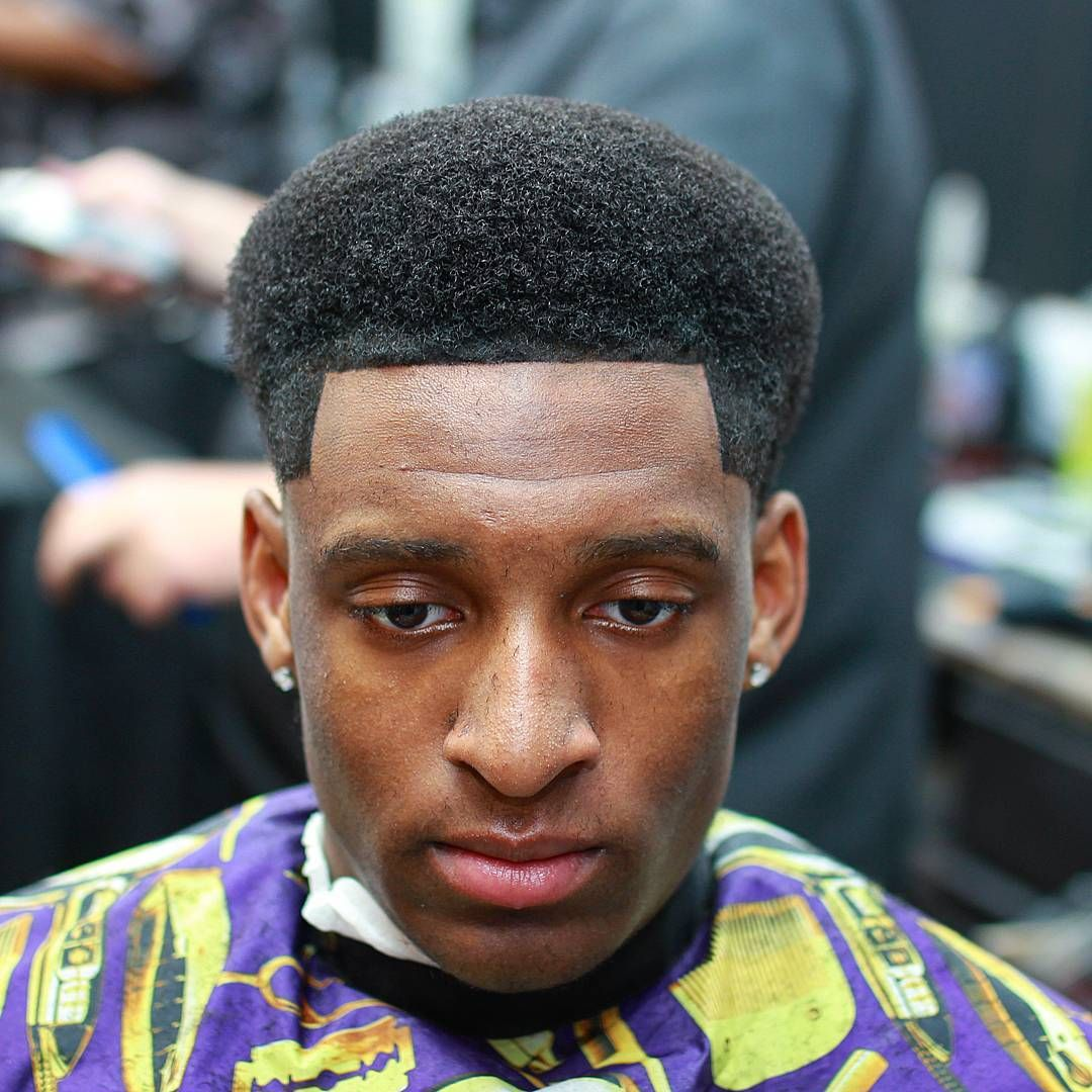 Afro Haircuts For Black Men