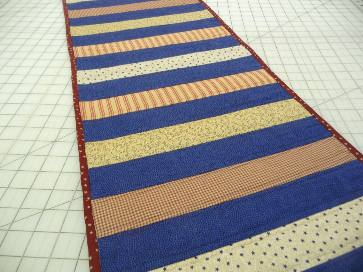 Modern Dresser Scarf Runner Table With Colorful