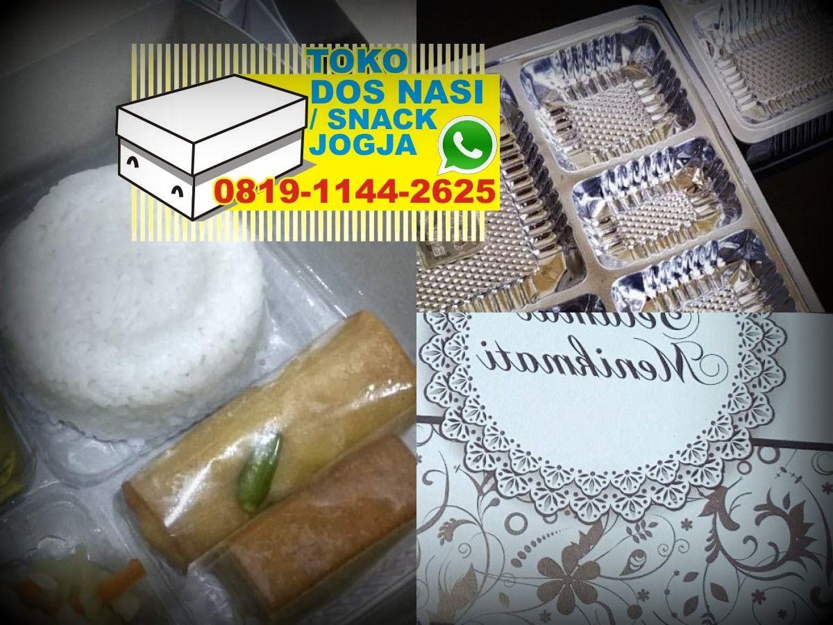 Catering Snack Box Jogja Jual Dus Nasi Jogja Kotak Nasi Foam Dus