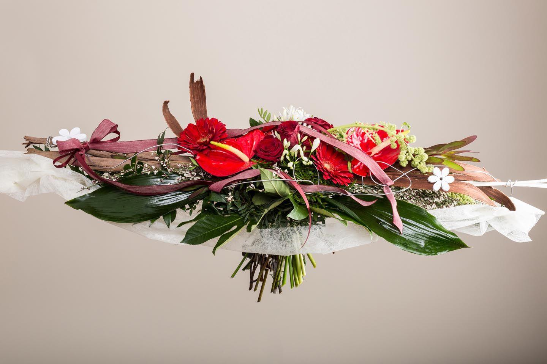 Außergewöhnliche Blumensträuße binden unsere Floristen von ...