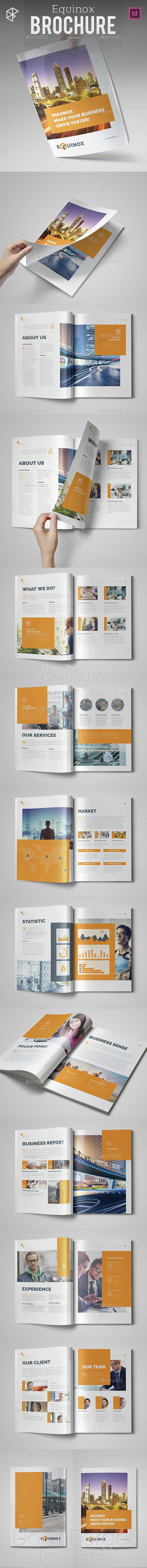 Equinox Brochure | Catálogo