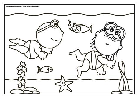 frokkie en lola in de onderwaterwereld frokkie en lola