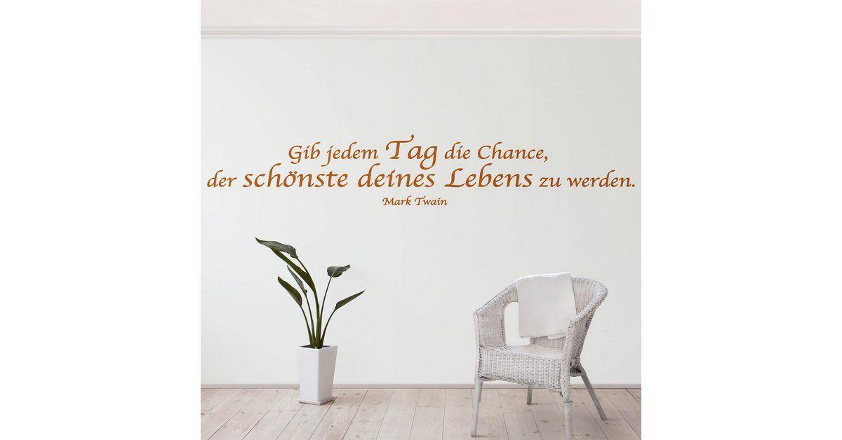 Photo of Wandtattoo »Tag deines Lebens«