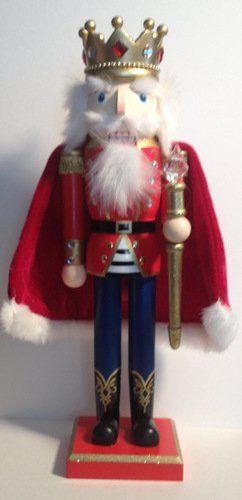 "Decorative King Nutcracker 15"" Jeweled Crown and Scepter Dolgencorp http://www.amazon.com/dp/B00OX4IZ1K/ref=cm_sw_r_pi_dp_OGJwub1TF3Q1J"