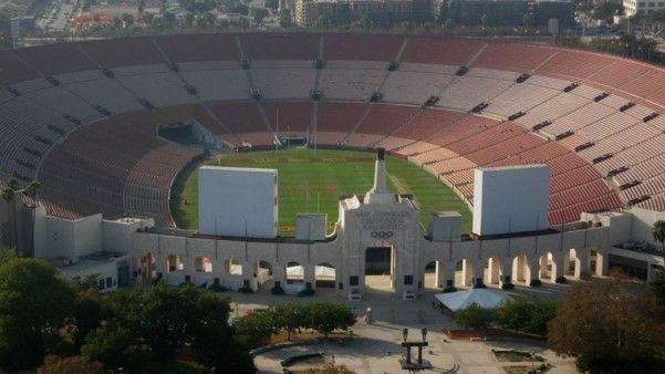 Los Angeles Memorial Coliseum And The Rose Bowl Stadium Travel News Olympic Venues Places To See