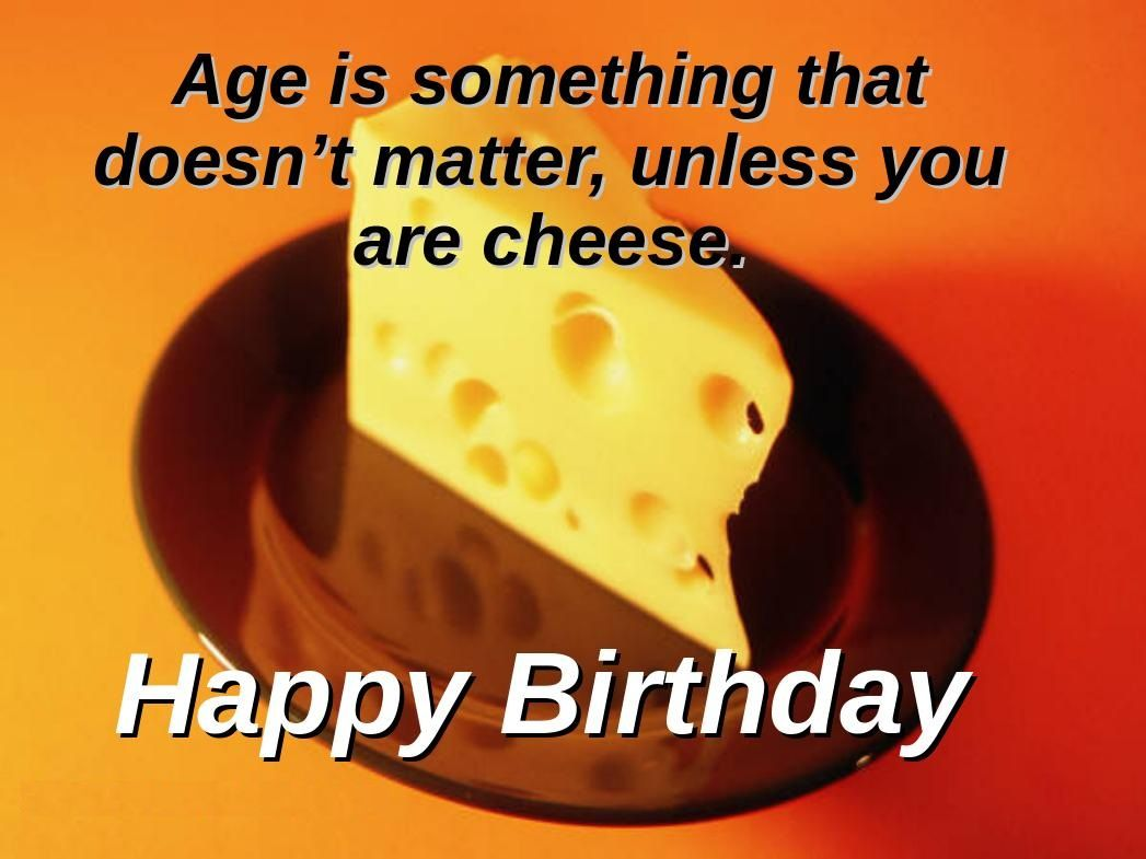 Medium Of Birthday Funny Quotes