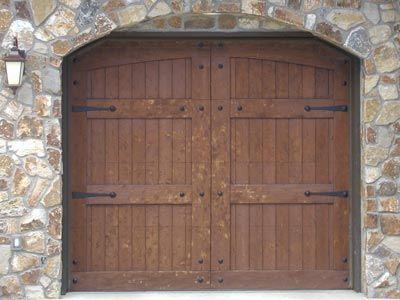 Garage Door Hardware Can Dress Up Your Door Christina