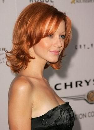I Cant Decide Which Hair Style I Want Lindy Booth Gorgeous Redhead Redheads