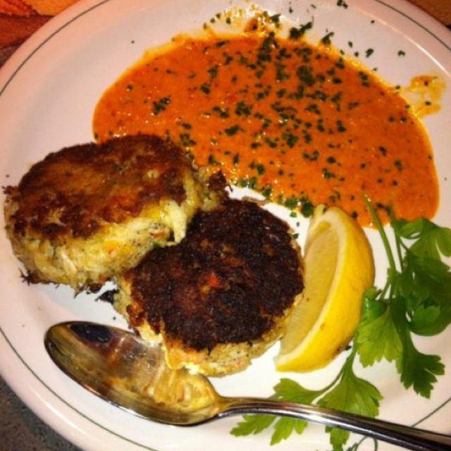 Carrabba S Crab Cake Recipe