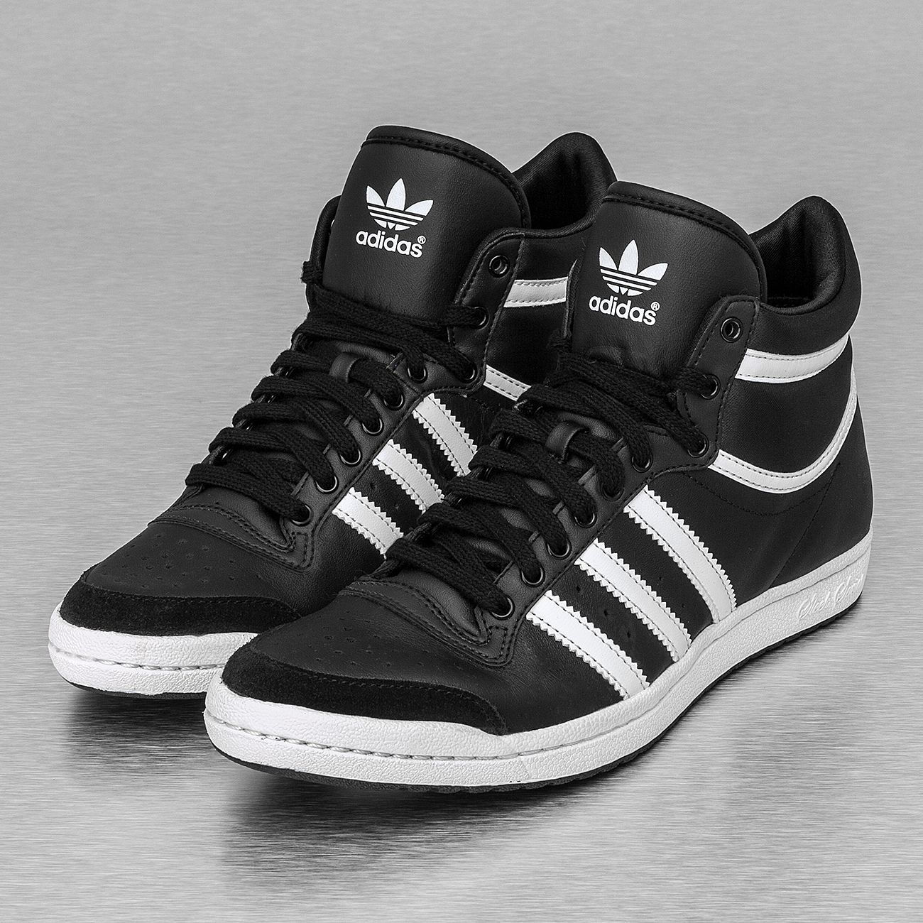 release date: d21b2 d7f16 ADIDAS   TOP TEN HI SLEEK - High-top trainers