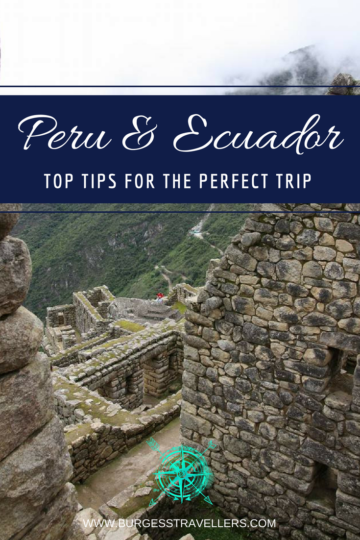 Traveller's Tales are a series of blog posts featuring honest reviews from ordinary travellers. This month, follow Justine's journey through Peru & Ecuador.