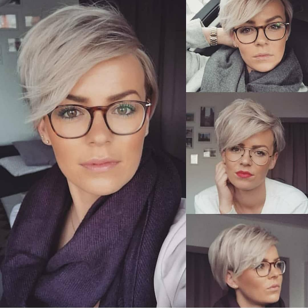 10 Feminine Pixie Haircuts Ideas for Women - Short