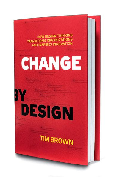 Review Change By Design Sisters Book Design Thinking Design