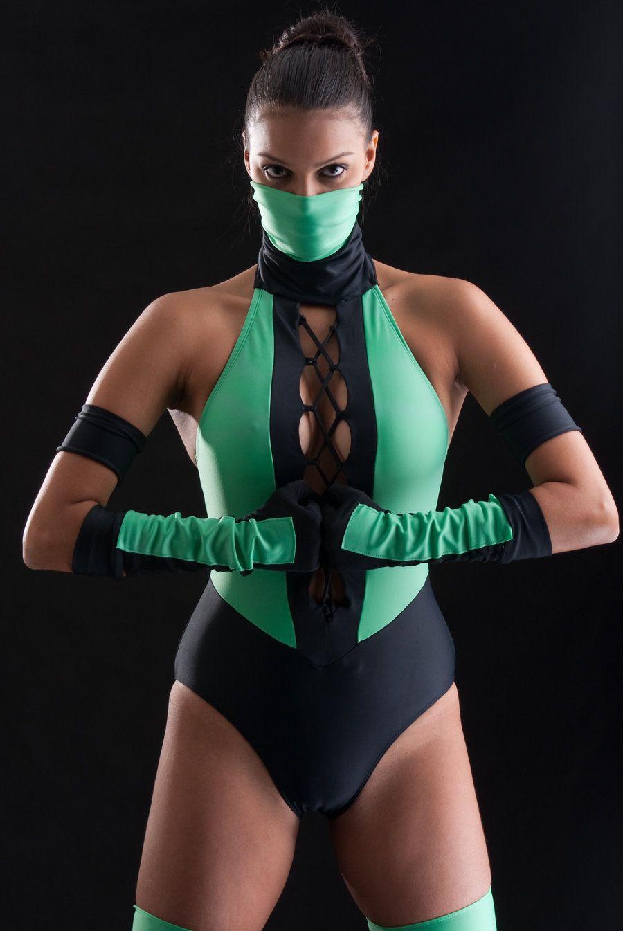 Jade Mortal Kombat By Perolaluizi On Deviantart Mortal Kombat