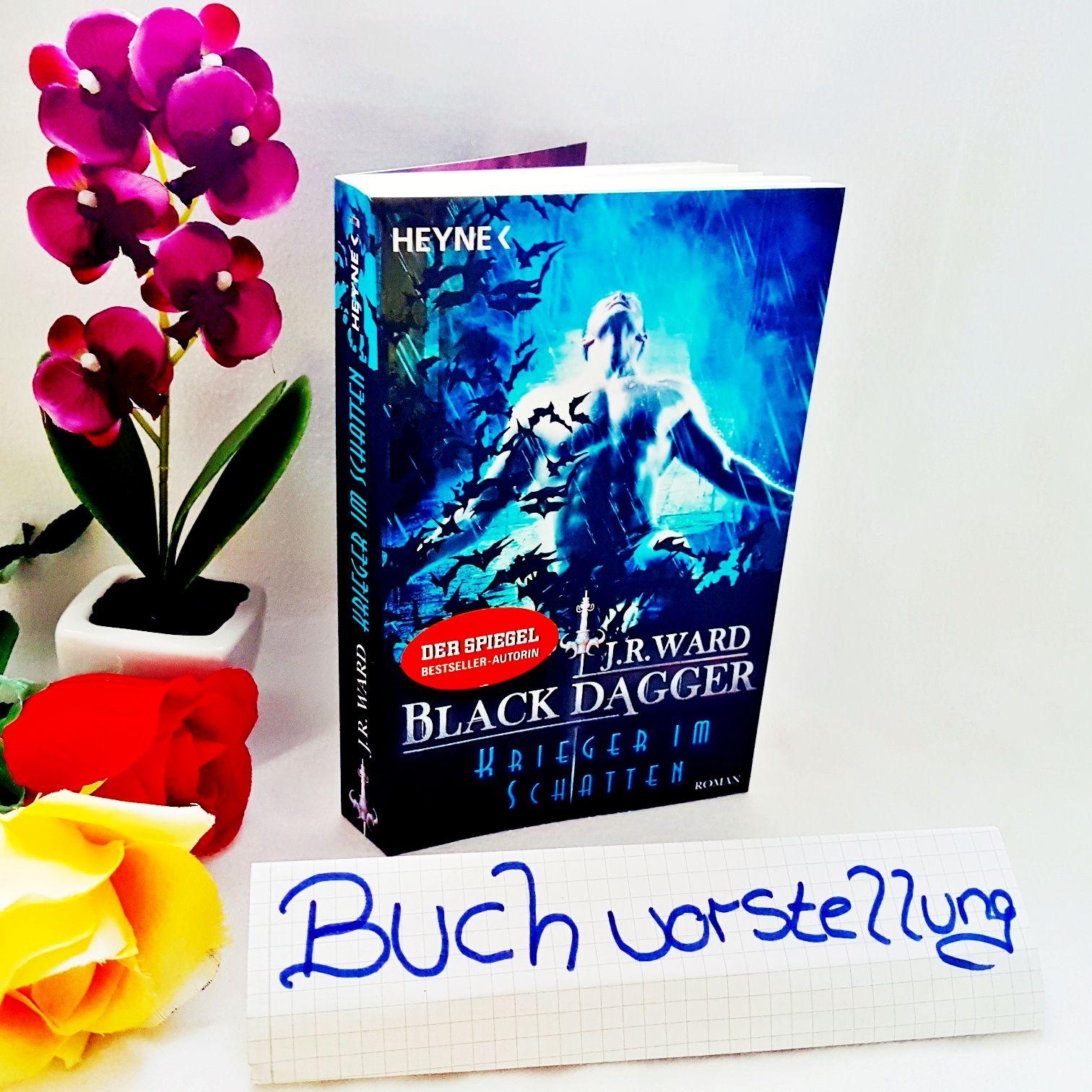Black Dagger Krieger im Schatten von J.R.Ward