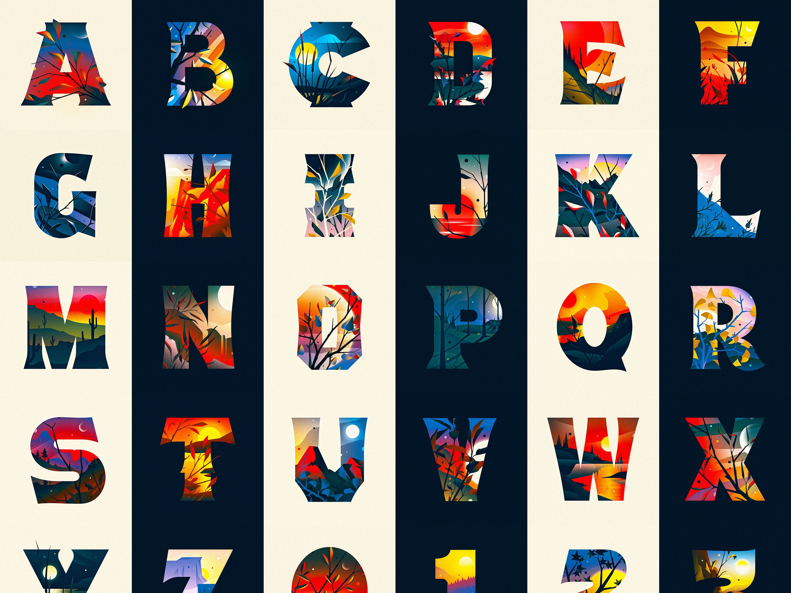 36 Days Of Type 6th Edition With Images Web Layout Design Portfolio Web Design Creative Web Design
