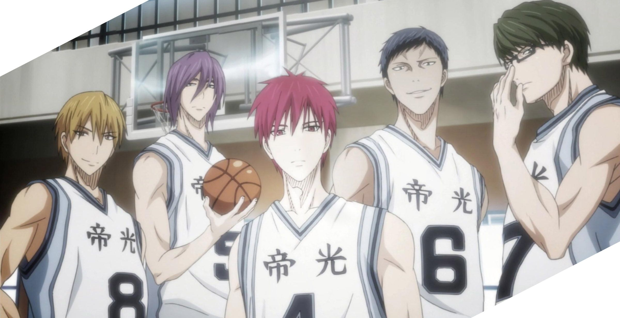 Generation of miracles anime wallpaper pinterest kuroko anime find this pin and more on anime wallpaper voltagebd Choice Image